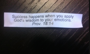 fortune cookie theology