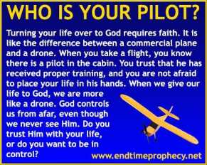 Who is your pilot